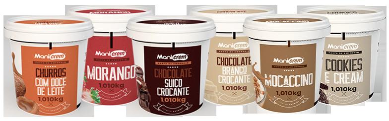 Manicrem - Linha Premium Gourmet